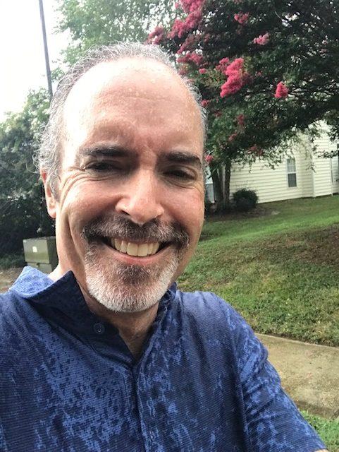 Helping men rediscover joy